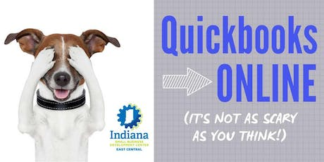 Quickbooks Online  (It's Not As Scary As You Think!) tickets