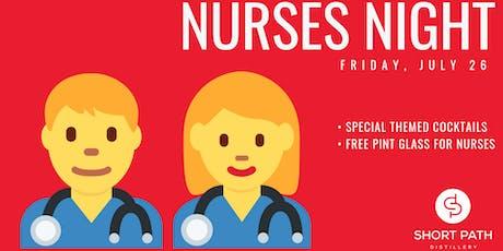 Nurses Night at Short Path tickets