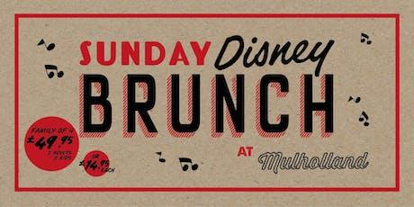 Disney Sundays at Mulholland  tickets
