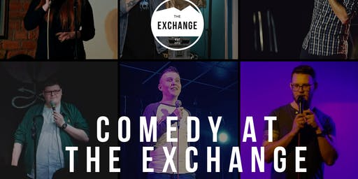 Comedy At The Exchange