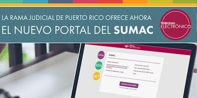 Elementos esenciales para el uso de la nueva plataforma del SUMAC