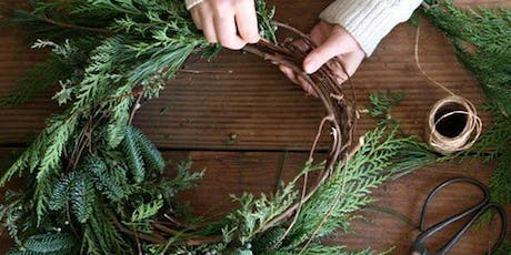 Wreath Making workshop tickets