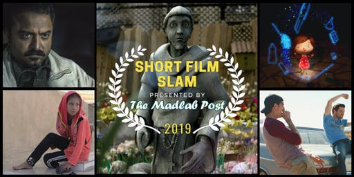 The Madlab Post presents 2019 Short Film Slam Round III Baltimore