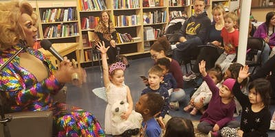 BRCSJ DRAG QUEEN STORY HOUR!