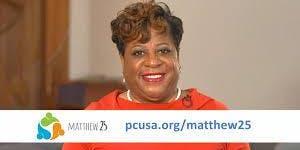 Meet the Rev. Dr. Diane Moffett
