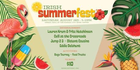 Irish SummerFest tickets