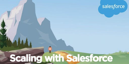 Lunch + Discussion: Scaling with Salesforce