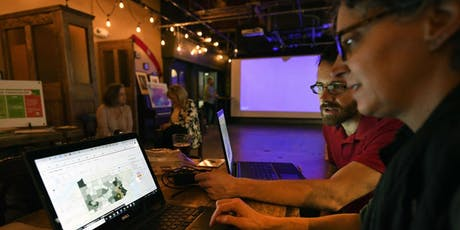 Draw the Lines Mapathon at Lebanon Valley College tickets