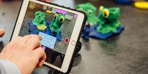 Stop Motion Animation Level 1 (Aberdeen)