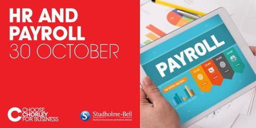 HR and Payroll Workshop with Studholme-Bell Limited & Forbes Solicitors