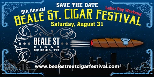 Beale Street Cigar Festival - 2019