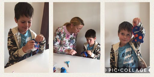 Kids Hand Sewing Workshop - learn to sew this school holidays!