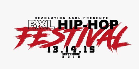 Bxl Hip-Hop Festival tickets