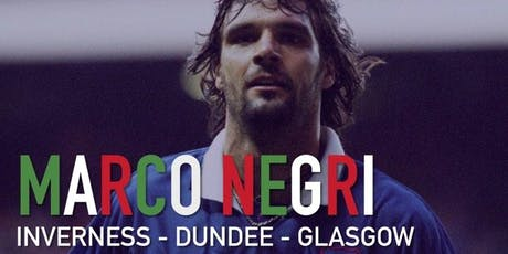 An Evening with Marco Negri tickets