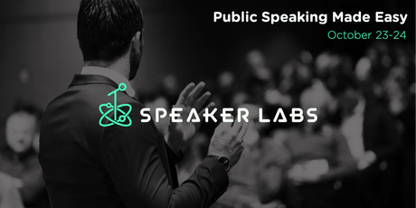 Public Speaking Made Easy - October 2019 tickets