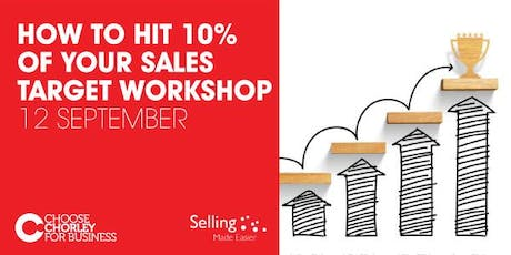 How to Hit 10% of Your Sales Target in 1 Week Workshop tickets