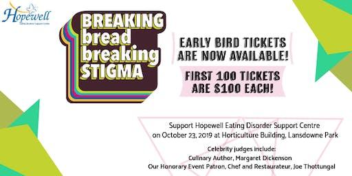 Breaking Bread, Breaking Stigma 2019