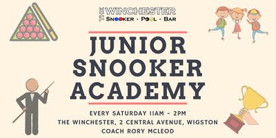 The Winchester Junior Snooker Academy