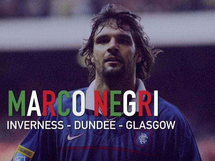 An Evening with Marco Negri