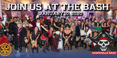 Gasparilla Bash 2020 tickets