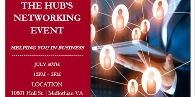 Professional Networking Event - The HUB