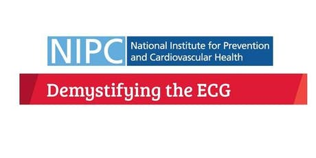 Demystifying the ECG Workshop (Standard Rate) -  Saturday 19th October 2019 tickets