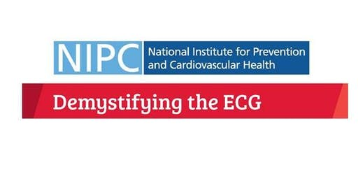 Demystifying the ECG Workshop (Standard Rate) -  Saturday 19th October 2019