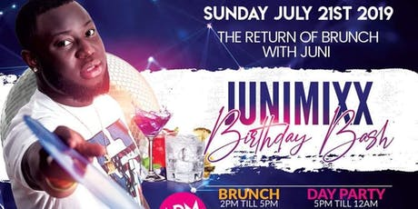 The Return of Brunch with Juni tickets