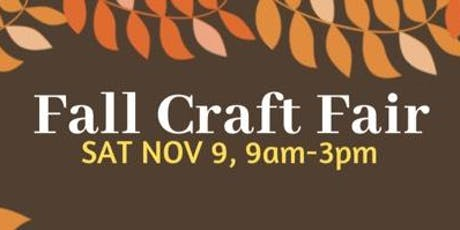 Fall Craft Fair- PAHS Bands tickets