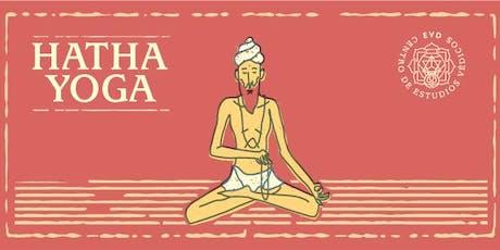 Clase Introductoria Abierta y Gratuita HATHA YOGA: El Entrenamiento Supremo para la Realización entradas