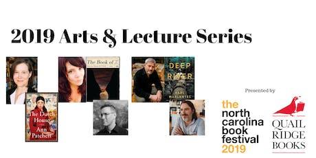 The 2019 NC Book Festival & Quail Ridge Books Arts & Lecture Series tickets