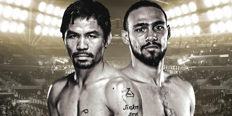 Manny Pacquiao vs. Keith Thurman FIGHT WATCH PARTY AT STADIUM CLUB!!! tickets