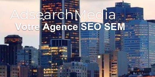 Formation SEM Google ADS Niveau 1 ou 2 à Québec
