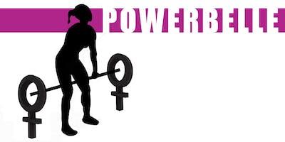Powerbelle - Women who lift! Summer Programme 2019 (July - Sept).