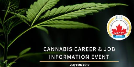 Cannabis Career & Job Information Event