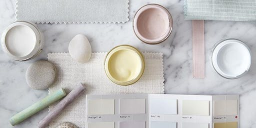 Little Greene Colour Workshops at The Decorating Centre, Wetherby
