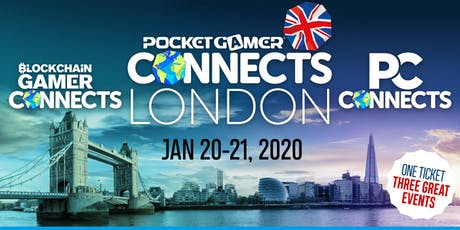 PG & BG & PC Connects London 2020 tickets