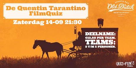 De Quentin Tarantino FilmQuiz tickets