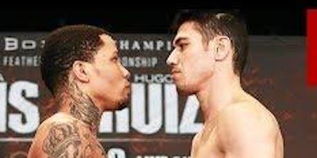 Gervonta Davis vs. Ricardo Nunez Boxing FIGHT WATCH PARTY AT STADIUM CLUB!!! tickets