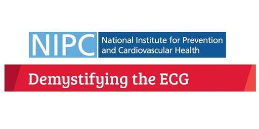 Demystifying the ECG Workshop (NIPC Alliance Members) - Saturday 19th October 2019