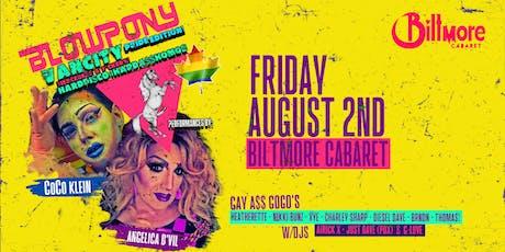 BLOWPONY VANCITY! Pride Edition tickets