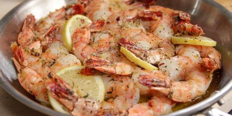 Cooking Class | Cooking with Seafood tickets