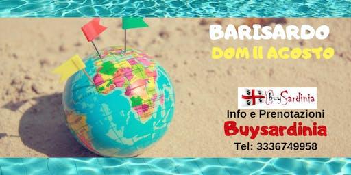 TOUR DELLE SPIAGGE CON BUYSARDINIA | 4° TAPPA BARI SARDO | DOM 11 AGO