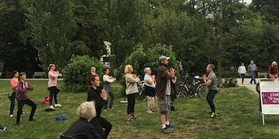 Yogawalking+am+Lietzensee+Berlin-Charlottenbu