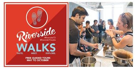 Riverside Coffee Culture Walk tickets