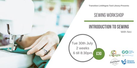 Sewing Workshop: Introduction to Sewing for Beginners tickets