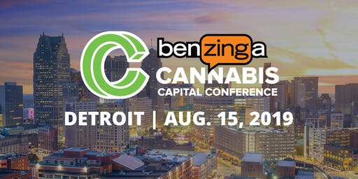 2019 Cannabis Capital Conference – Detroit
