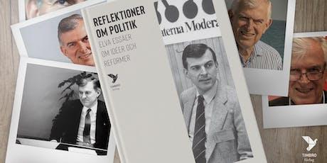 Borgerlig reformpolitik då och nu tickets