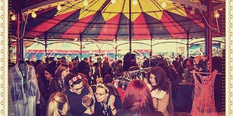 Nachtflohmarkt im Wannda Circus | Stände buchen  Tickets