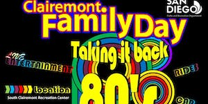 The 30th Annual Clairemont Family Day!